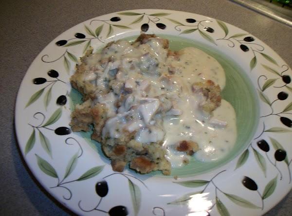 Kim's Creamed Chicken Recipe