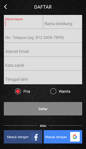 Pizza Hut Delivery Indonesia for PC