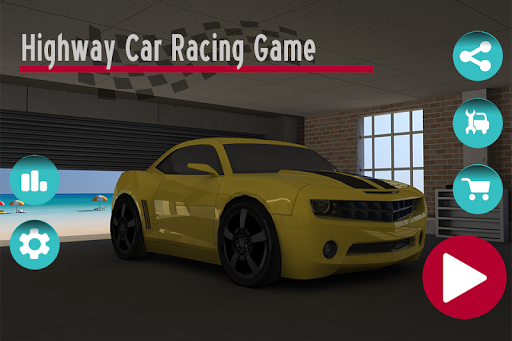 Highway Car Racing Game 3.1 screenshots 1