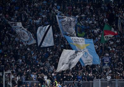 UEFA treedt hard op tegen probleemgeval Lazio na nieuwe racistische uitlatingen