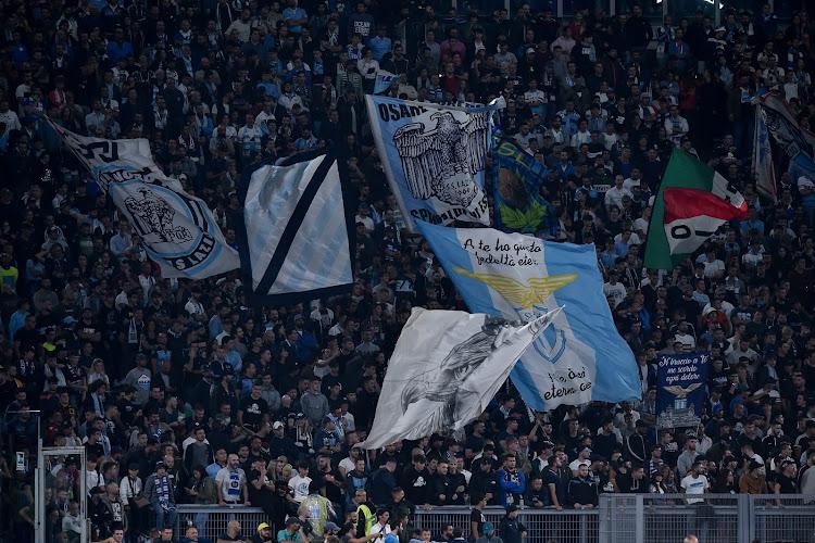 Racisme : la Lazio Rome lourdement sanctionnée