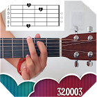 Llave de guitarra básica icon