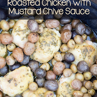 Mustard Chive Sauce Chicken Recipes