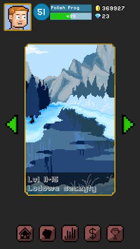 Clicker Pixel RPG  screenshots 2
