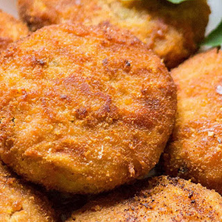 Breaded Jackfruit Cutlet [Vegan]
