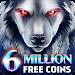 Slots Wolf Magic™ FREE Slot Machine Casino Games icon