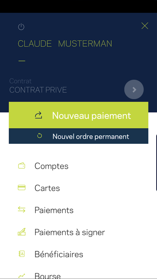 R-Net Mobile – Capture d'écran