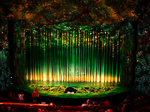 Photo: Shrek the stage