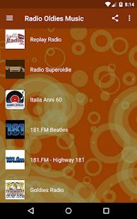 Radio Oldies Music - náhled