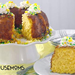 Golden Pineapple Bundt Cake Recipe