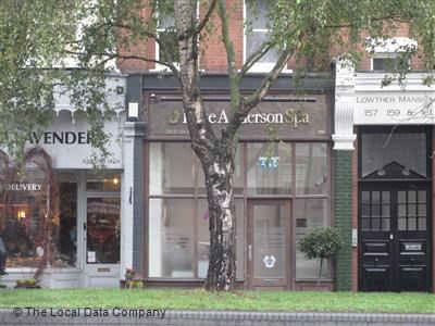 Kate Anderson Spa On Church Road Beauty Salons In Barnes London Sw13 9hr