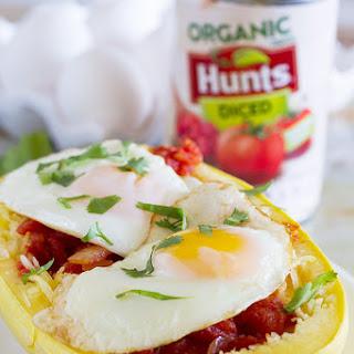 Huevos Rancheros Inspired Spaghetti Squash