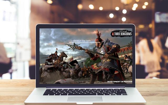 Total War Three Kingdoms Wallpaper Game Theme