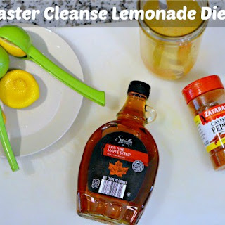 Master Cleanse aka Lemonade Diet.