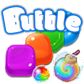 Bubble Bubble-baby child game
