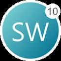 SLT Simple White icon