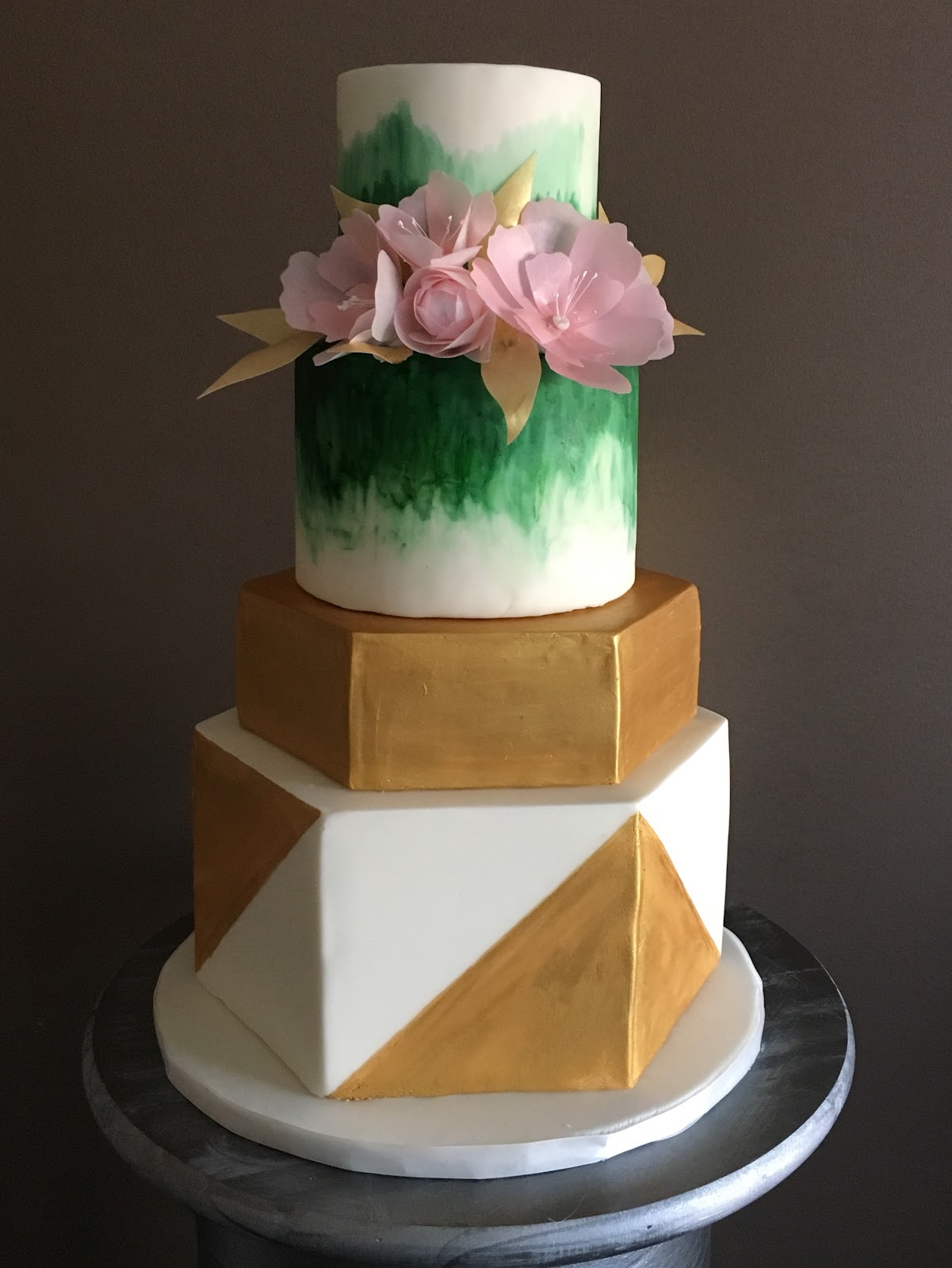 Zingerman's Bakehouse Wedding Cakes