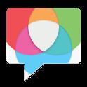 Disa - Message hub for SMS, Telegram, FB Messenger icon