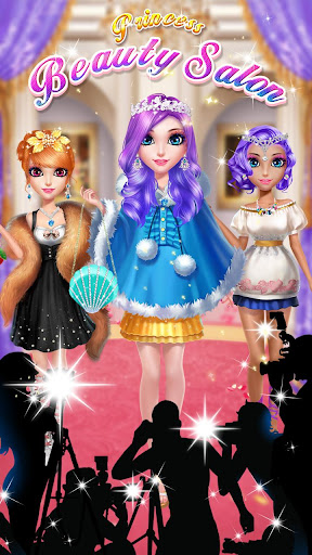 ud83dudc60ud83dudc84Princess Beauty Salon - Birthday Party Makeup apkpoly screenshots 16