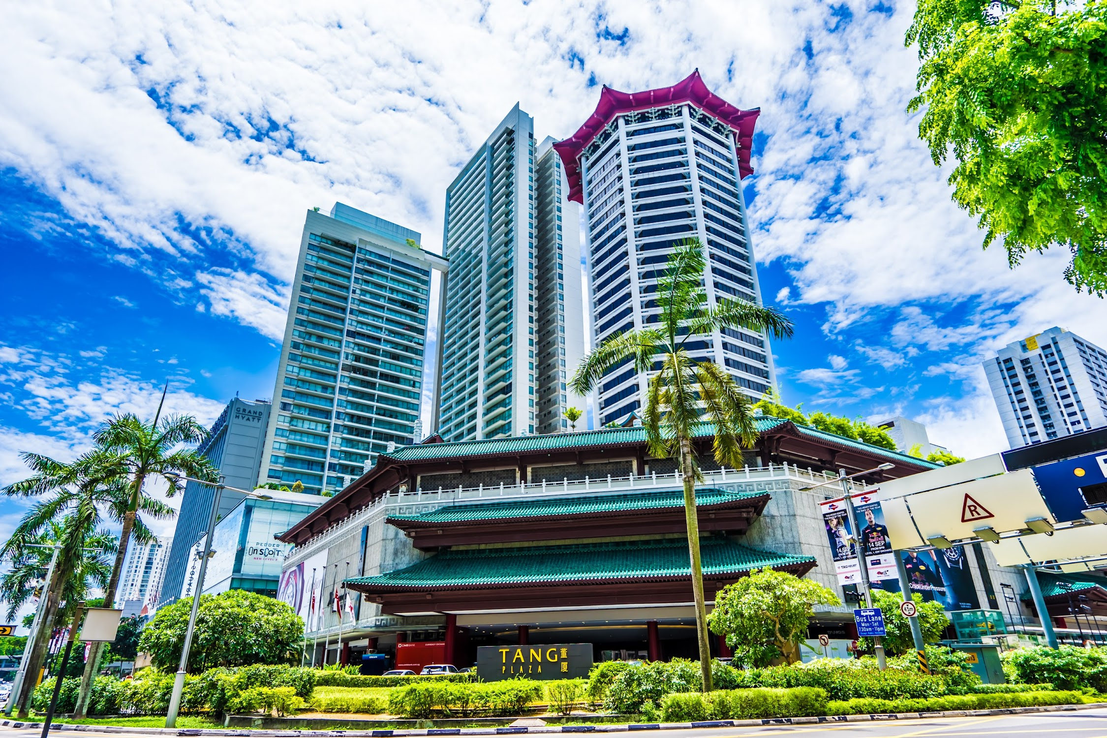 Singapore Tang Plaza