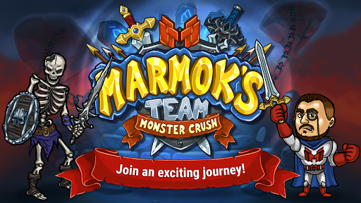 Marmok's Team Monster Crush modavailable screenshots 15