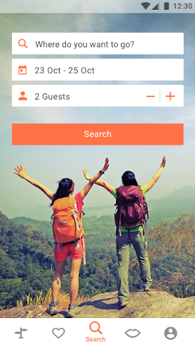 Hostelworld: Hostels & Cheap Hotels Travel App Android App Screenshot