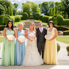 Wedding photographer Nigel Hepplewhite (hepplewhite). Photo of 17.06.2015