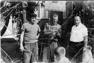 Photo: Ágos György, Árpád, Albert