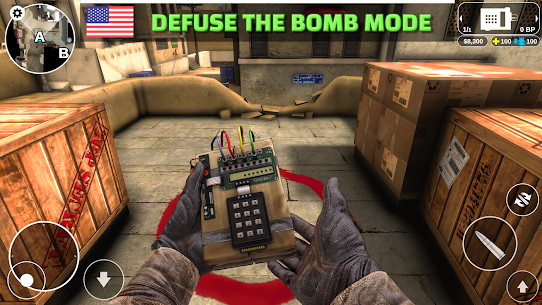 Counter Attack – Multiplayer FPS Mod Apk Download For Android and Iphone 3