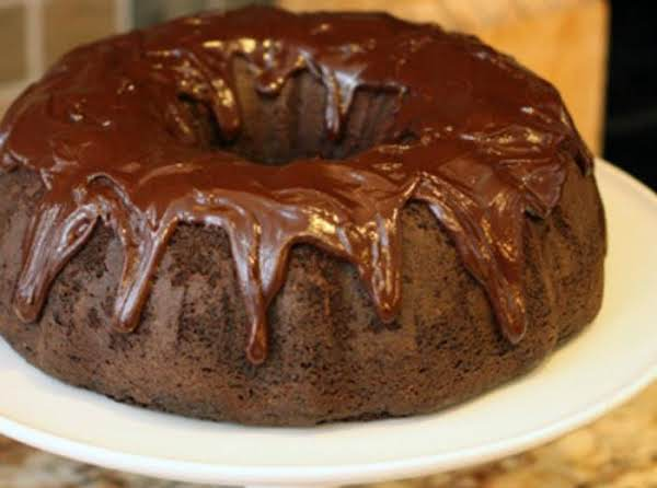 Triple Chocolate Cake Recipe