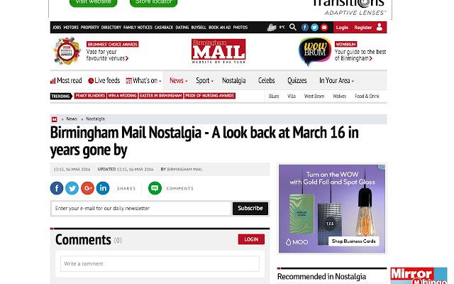 Evening Mail News Blocker