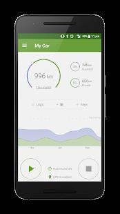 Vehicle Trip Logbook Tracker - náhled