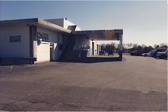 Photo: Robert Chevorlet's old Service Entrance
