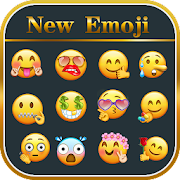 New Funky Emoji Stickers