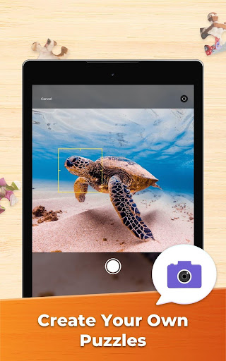 Jigsaw Puzzles - HD Puzzle Games modavailable screenshots 19