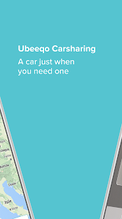 Ubeeqo Carsharing- screenshot thumbnail
