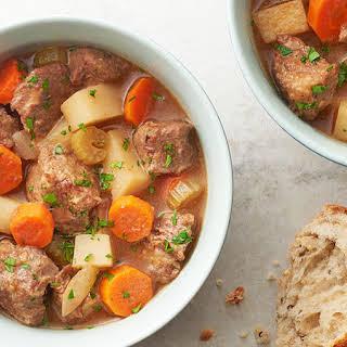 Slow-Cooker Irish Beef Stew.