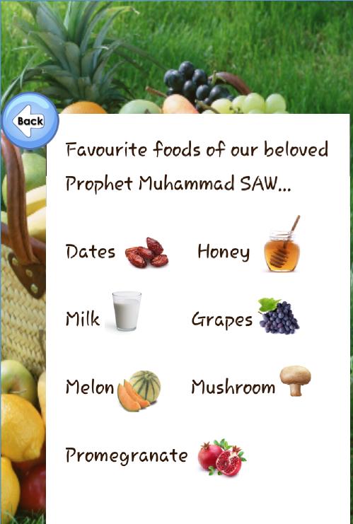Sunnah of Prophet Muhammad SAW