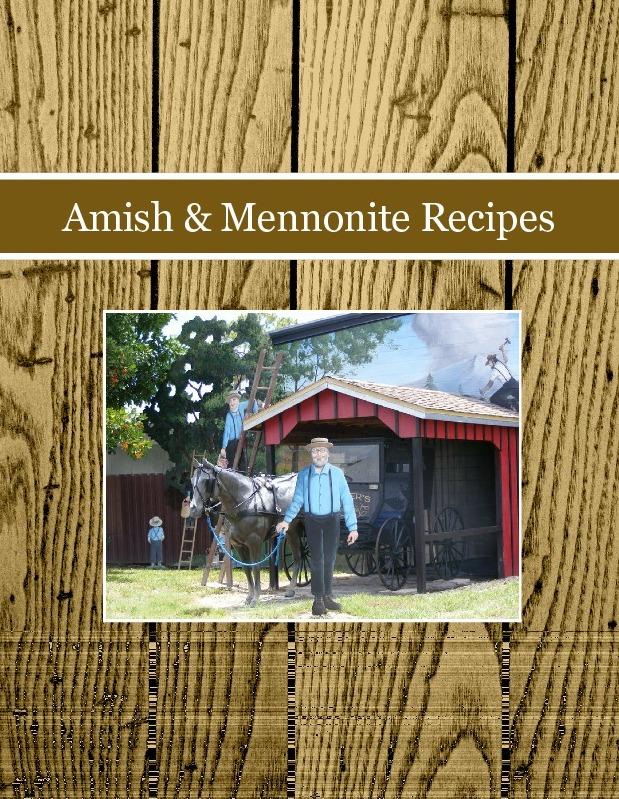 Amish & Mennonite Recipes