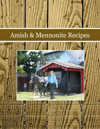 Amish & Mennonite Recipes