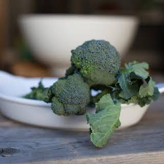 Spicy Orecchiette with Broccoli.