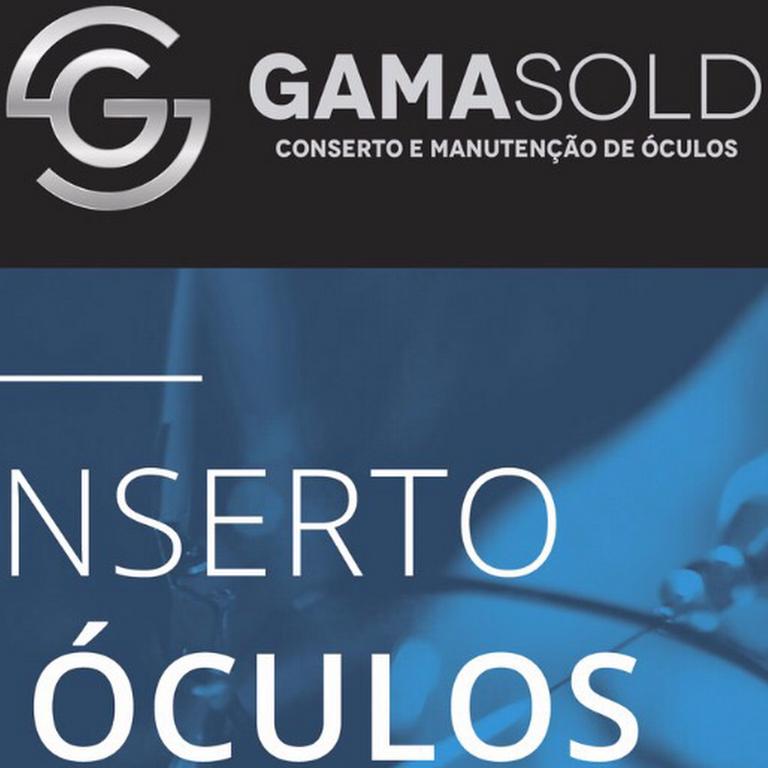 df3b3580b6028 Gama sold Conserto Óculos - Conserto e manutenção óculos