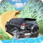 Luxury LX Prado Adventure Game Icon