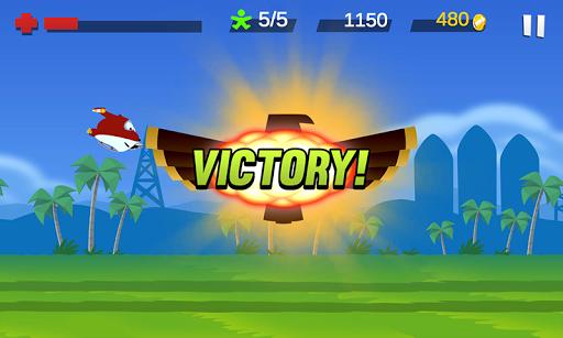 Plane Jett Run Wings android2mod screenshots 5