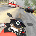 City Traffic Rider - 3D Games icon