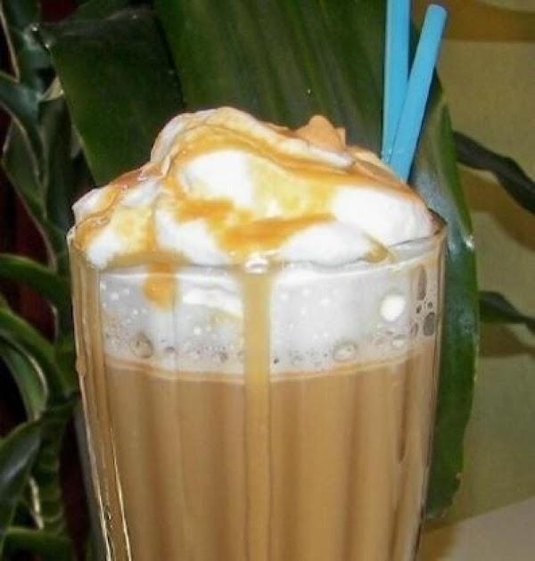 Coffee With A Butterscotch Twist Recipe