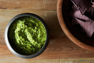 Pea guacamole and other offensive foods
