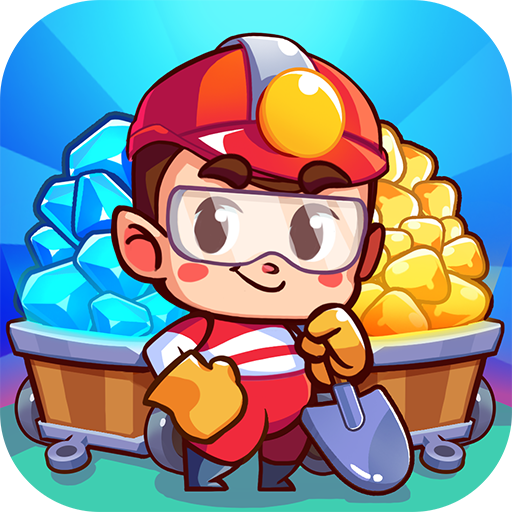 Idle Miner Simulator - Idle Gold Tycoon Icon