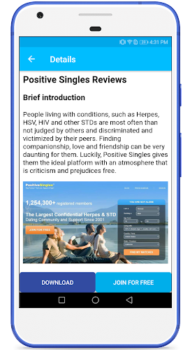 web mjesto za upoznavanje s herpesom nj