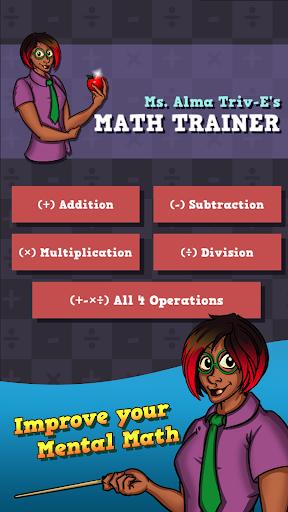 Download Ms  Alma's Math Trainer - Plus Minus Times Divide